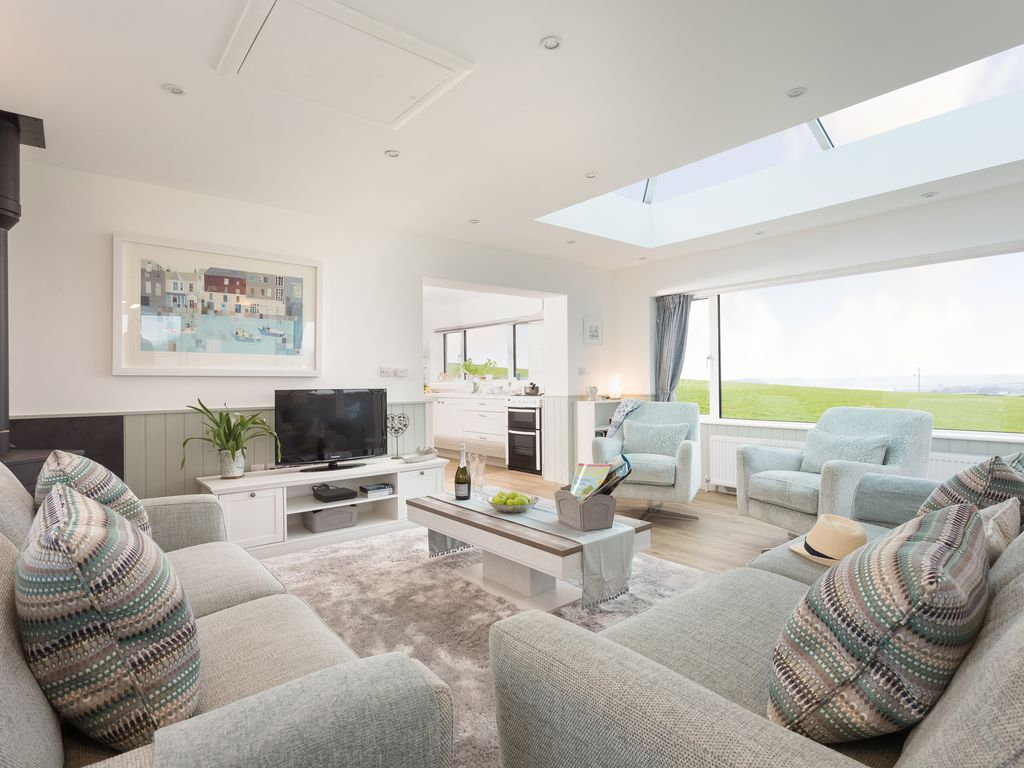 Luxury Romantic Cottage For 2 Nr Padstow W Homeaway
