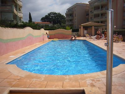 Photo for PRETTY STUDIO quiet, well located for the beaches of St Raphael and Frejus