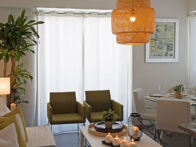 Ana's Cozy 1BR Downtown Center