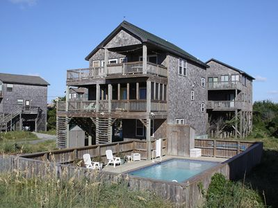 Photo for Upscale House 50 Yds From Beach With Spectacular Ocean View