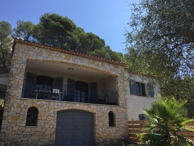 Photo for House with pool and garden near nice and monaco