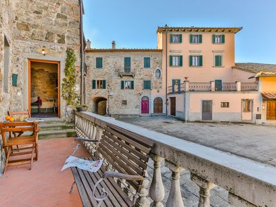 Photo for IL PIGIONALE, Private house in Authentic Tuscan Village