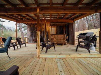Photo for Love Story - Entire Cabin beautifully renovated Inside and Out!
