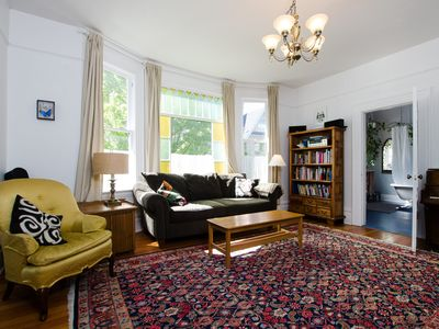 Photo for Heritage comfort and beauty, walking distance from downtown
