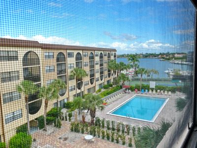 Photo for Airy condo in 13-acre waterfront community w/ pools & tennis courts