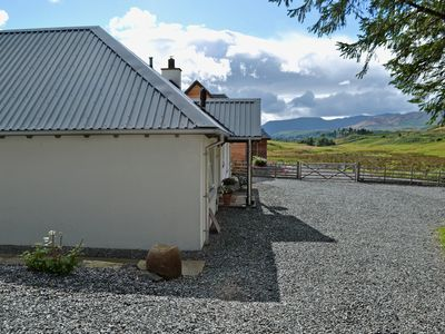 Photo for 1 bedroom accommodation in near Comrie and Crieff