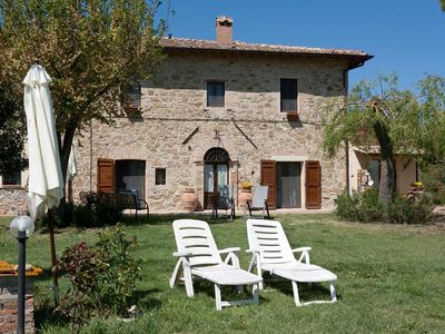 Photo for Holiday apartment San Sisto for 2 - 4 persons - Farmhouse