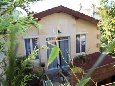 Photo for Independent Apartment At Owner (Garage Secure Bordeaux Center)