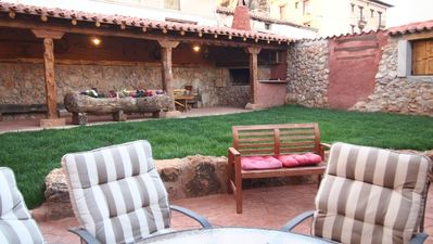 Photo for Self catering Los Barruecos for 18 people
