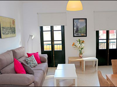 Photo for Great central apartment close to beach