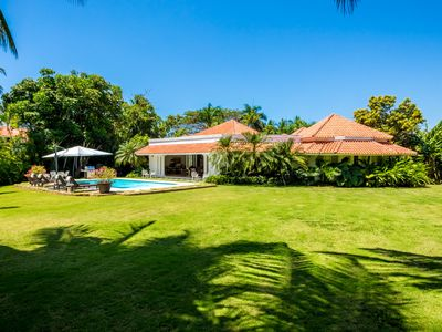 Photo for Casa de Campo, Beautiful Villa with Pool Next to Golf Course and Beach/Sleeps 8