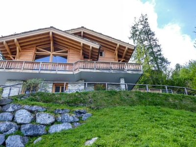 Photo for Vacation home Chalet Les Roches in Nendaz - 10 persons, 4 bedrooms