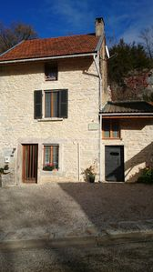 Photo for Gîte under the rocks, furnished house near CNPE. UFPI