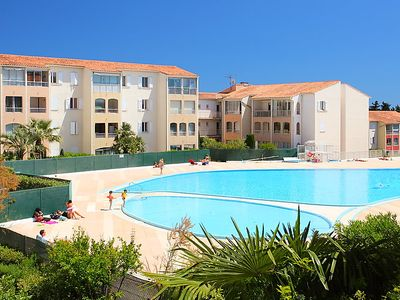 Photo for Apartment Le Lagon Bleu  in Fréjus, Cote d'Azur - 5 persons, 1 bedroom