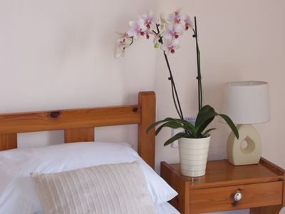 Photo for Cosy sea view room perfect for relaxation