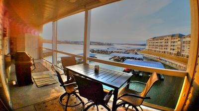 Photo for Laid back, lake living! Updated 3BR Lands End Condo in the Heart of it All