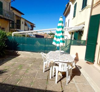Photo for S198 - Sirolo, delightful villa with porch