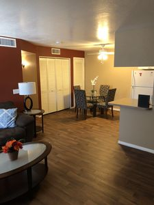 Photo for Fully Furnished 2 Bedroom 2 Bath 844 sq ft