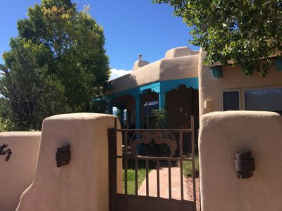Photo for Beautiful Home, Spectacular Views, Close To Taos Center And Ski Valley, Hot Tub