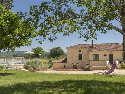 Photo for Brouel Villa, Sleeps 8 with Pool and WiFi