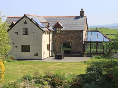 Photo for 4 bedroom accommodation in Aberhafesp, near Newtown