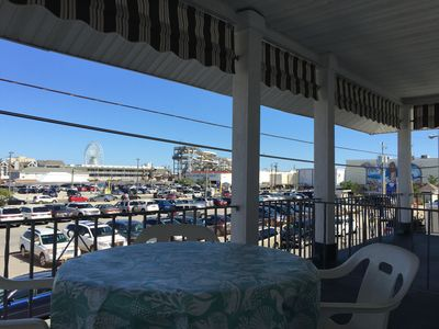 Photo for Oceanaire - Half block from boardwalk between 8th & 9th - Across from Music Pier