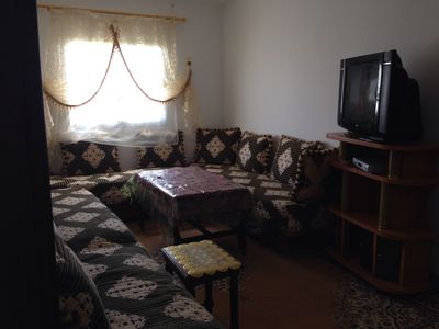 Photo for 3BR Apartment Vacation Rental in El Jadida, Doukkala-Abda