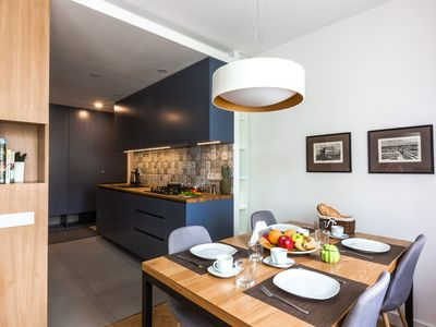 Photo for Cozy Apartment in a Beautiful District    Book Now