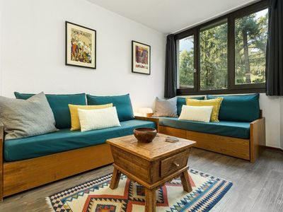 Photo for Chamois Blanc Terrasse -  an apartment that sleeps 4 guests  in 1 bedroom