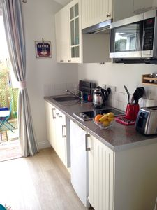 Photo for Beaches Studio is in a Fabulous Location with  Views to the Shingle Bank and Iow