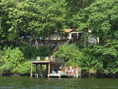 Photo for East Side Lake House Spacious home. Drift Away.