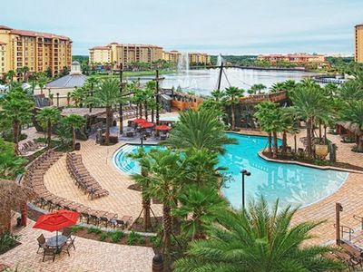 Photo for Wyndham Bonnet Creek Resort in Orlando, FL  - 2 Bedroom Delux