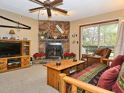 Photo for First floor condo located at the base of the ski lift at Timberline Resort!