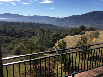 Photo for Yosemite South Gate Villa.  Breathtaking 360 Views. Epic pool. We are open!