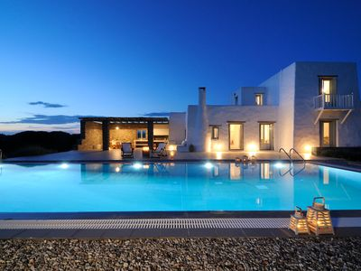 Photo for Villa Hemera in Paros, Greece