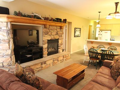 Photo for Pet Friendly, On Sierra Star Golf Course, Walk to Eagle Lodge