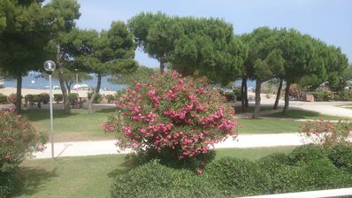 Photo for ARGELES BEACH FRONT OF SEA 6 TO 8 PERS DIRECTLY ON THE BEACH