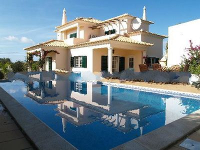 Photo for 3 bedroom Villa, sleeps 6 in Escanxinhas with Pool, Air Con and WiFi
