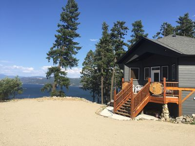 Photo for Okanagan Oasis - ENJOY ALL THE OKANAGAN HAS TO OFFER HERE ON THE QUIET SIDE!