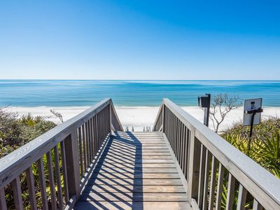 Photo for A perfect quiet location between Rosemary Beach &  Alys Beach