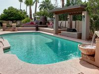 Perfect rental for families! Beautiful outdoor living spaces and great location!