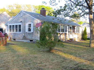 Photo for The Comforts of Home with Cape Cod Charm, Walk to Beach! Wi-Fi
