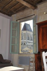 Photo for Uzes : lovely 18th century apartment overlooking on the castle