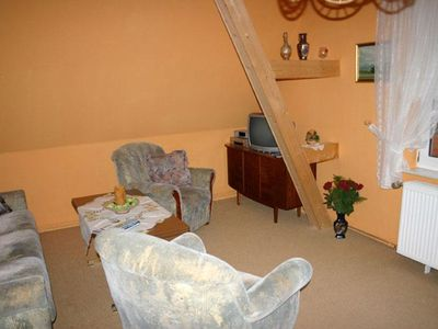 Photo for Apartment, shower, toilet, 2 bedrooms - Harzer farm - Mrs. Grübe