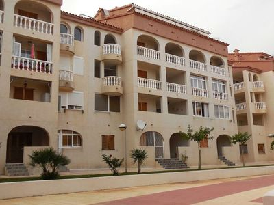 Photo for Costa Azahar 3000, un dormitorio (2pers) #1 - One Bedroom Apartment, Sleeps 2