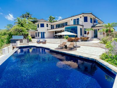 Photo for Luxury 4 Bedroom, 4 Bath Private Home with Stunning Ocean Views