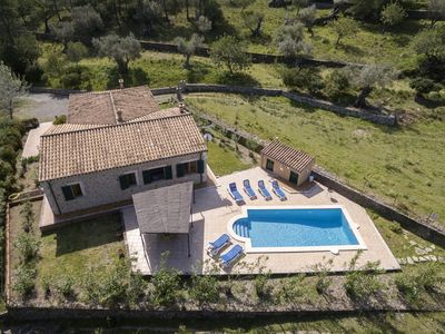Photo for BOSCH- A country house for nature lovers in the valley of Colonya, near Pollensa
