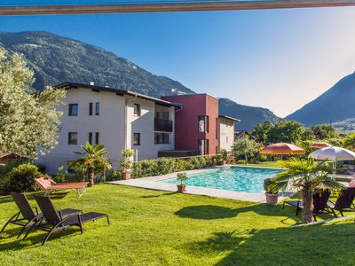 Photo for Exclusive modern design apartments *** with stunning views of Meran and the surrounding area!