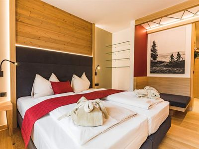 Photo for Double room ACTIVE Stoaberg Winter from 7 - Hotel Salzburger Hof Leogang