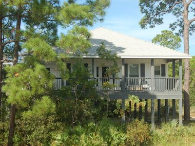 Photo for PEACEFUL 3 BEDROOM HOME with GULF VIEWS